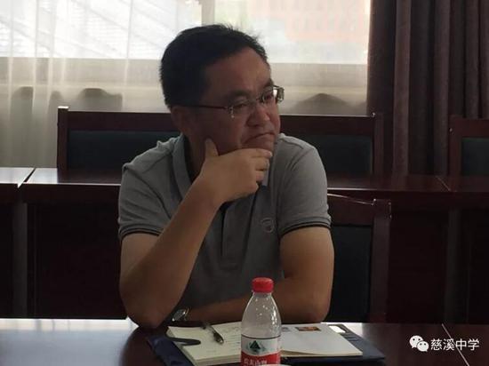 (新任党委书记沈迎斌)