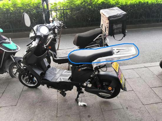 罚款5000元 杭州交警开出非法改装加装第一张罚单
