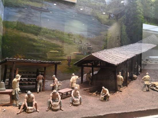 图为:慈溪上林湖越窑博物馆。 何蒋勇 摄