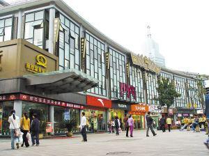 天一将成宁波首个智慧无现金商圈 逛街带手机就够