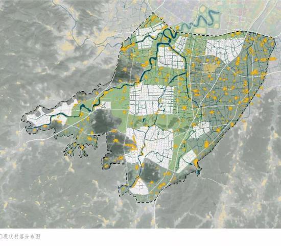 建设城乡融合发展和传统村落整体保护示范区。
