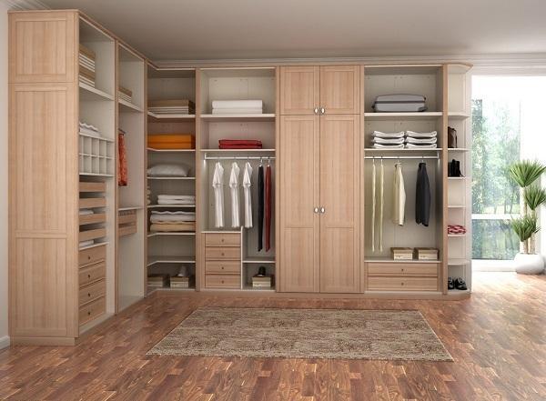 宁波市今后木定制衣柜的用材须明确产地和学名