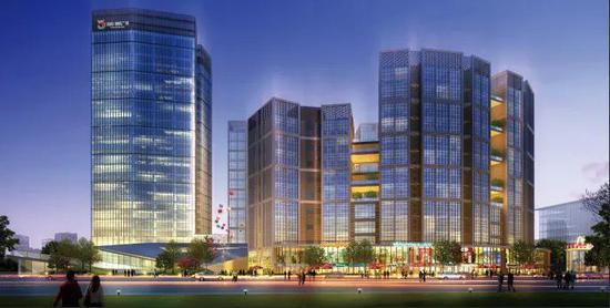 ▲宁波民和文化产业园