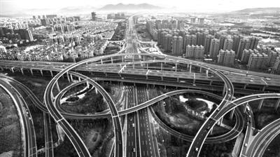 江北前洋高架桥