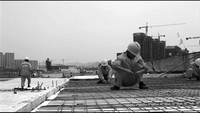 宁东路延伸段工程施工现场通讯员供图