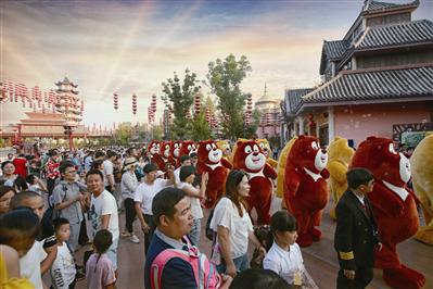 宁波旅游节遇上国庆黄金周 65项活动让甬城精彩纷呈