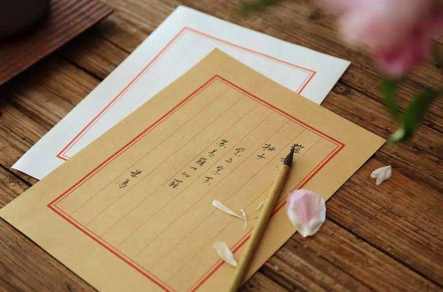 宁波一班主任用书信体评语打动了一拨拨学生