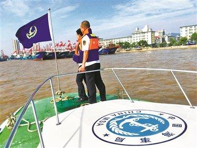 台风米娜影响宁波沿海水域 海事部门成功处置6起险情