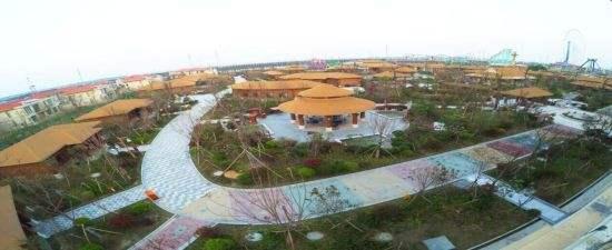 杭州湾新区花式玩乐享不停 杭州湾温泉世界开园