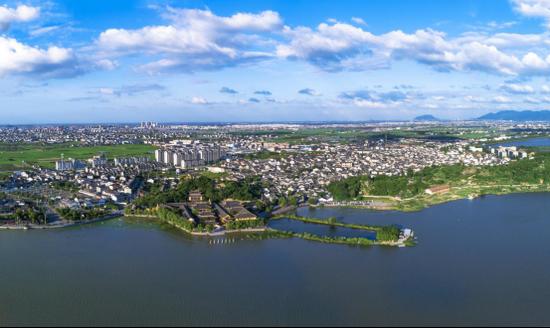 宁波观海卫:产业融合促发展建设现代化小镇