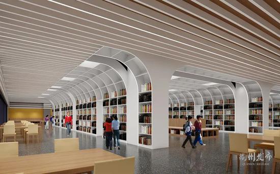 衢州市便民服务中心和文化艺术中心封顶 2022年完工