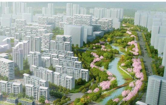 撤县设区后,奉化成为宁波中心城区的组成部分。