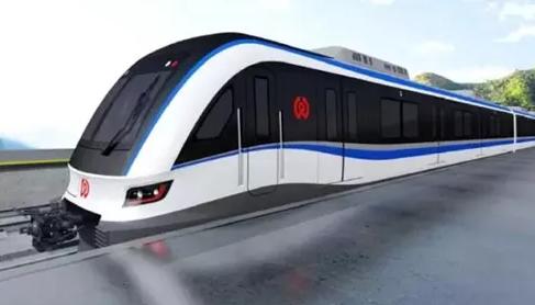▲温州市域铁路S1线市域动车组