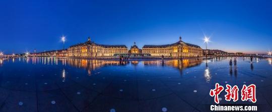 法国波尔多旅游风光 主办方供图 摄