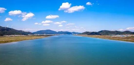 ♥在北仑,有个长三角地区最大的沙滩,叫万人沙滩。
