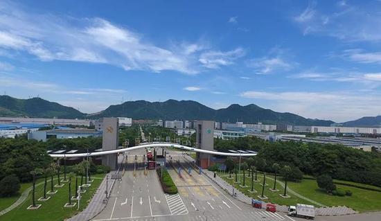♥宁波梅山保税港区