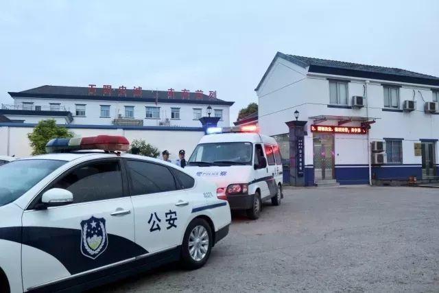 宁波台州警方荷枪实弹一路追击