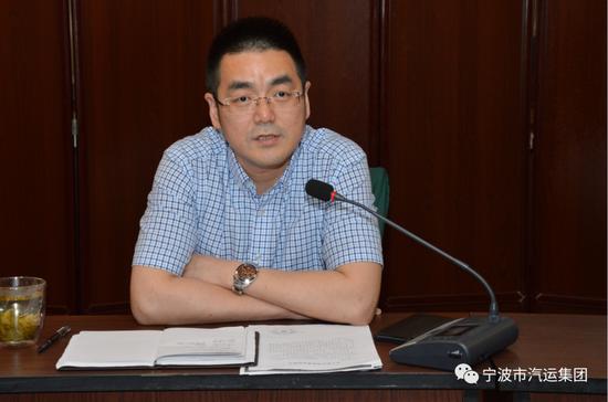 宁波市汽运集团组织召开安全生产月活动动员大会