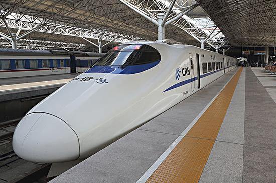 全国铁路将实行新列车运行图 甬三辆列车车次号改变