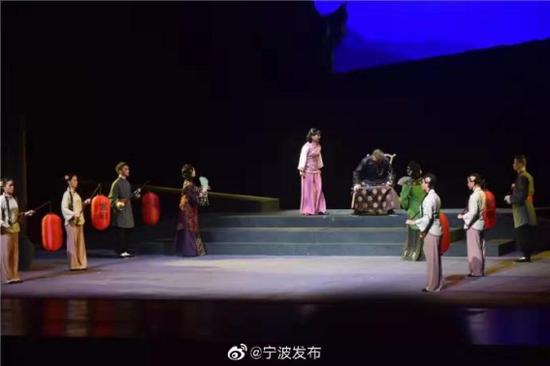 姚剧赴福州参演中国戏剧节 为浙江唯一入选展演剧目