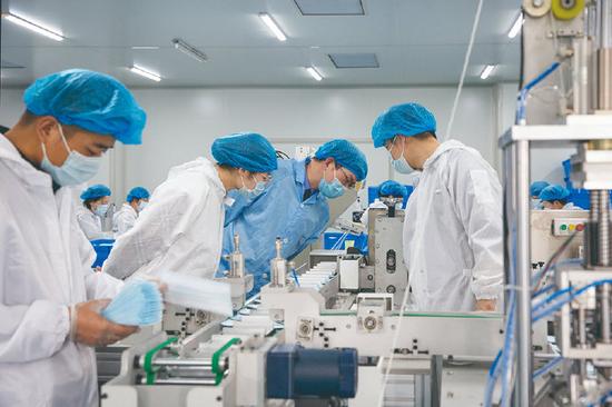 象山严守防疫物资产品质量 助推经济持续健康发展