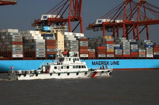 自主研发积载隔离识别软件 打造宁波海事监管新模式