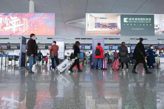 宁波机场新增6个国内通航城市 累积通航城市达76个