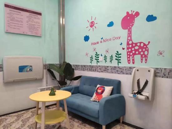 象山建成36间母婴室投入使用 宝妈不再有出行烦恼