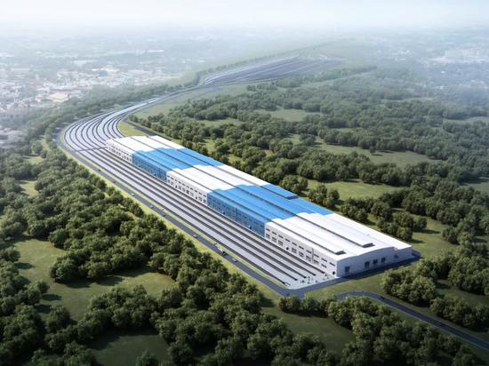 宁波邱隘动车所全面开工建设 预计2022年底前投入使用