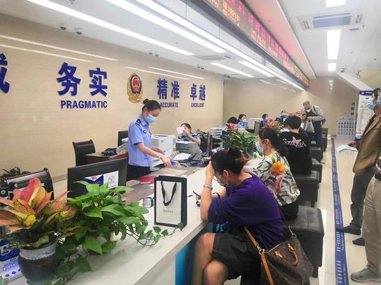 宁波公安再推出20项新举措 为公安领域优化营商环境