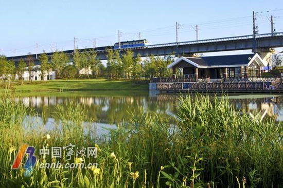 据悉,宁波植物园位于宁波市城市总体规划中的生态带范围之内.
