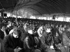 宁海山村正月里唱三天戏 吸引全省各地上万戏迷