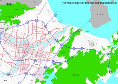 宁波新版重要地段和建筑出炉