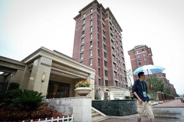 揭秘全运会媒体村 19栋楼可容2300人住宿