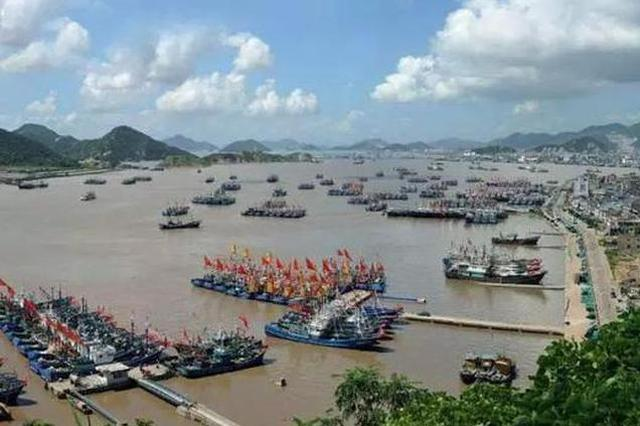 东海告别四个半月的伏季休渔期 渔船将全面开捕