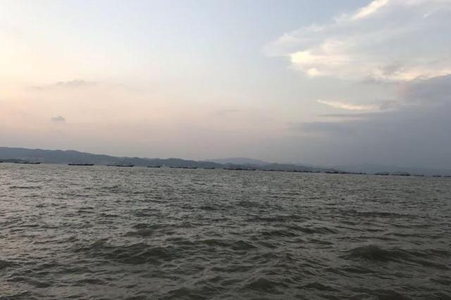 象山一渔船作业时起火 3名船员逃生中溺亡