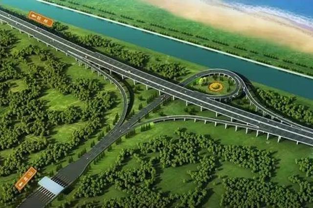 慈溪全力打造沪杭甬1小时交通圈 畅通沿海交通动脉