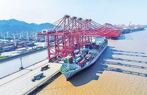 宁波舟山港集装箱码头