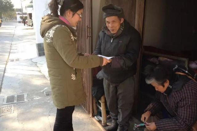 抗台错过父亲66岁大寿 江北社区书记事迹暖人心
