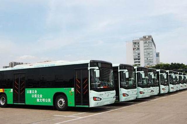 宁波公交116路和118路公交线做出路优化调整