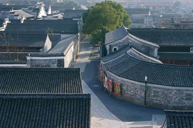 慈城镇成绩斐然 是历史古镇也是旅游名镇和产业大镇