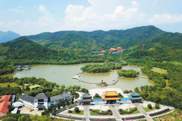 建设生态文化旅游特色小镇 大隐镇成宁波近郊后花园