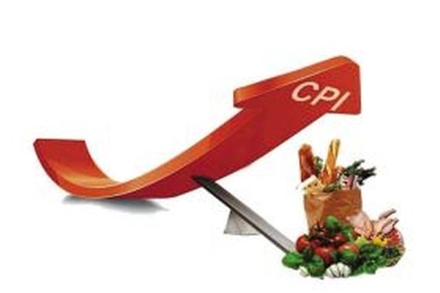 10月份宁波市区居民消费价格总水平同比上涨2.1%