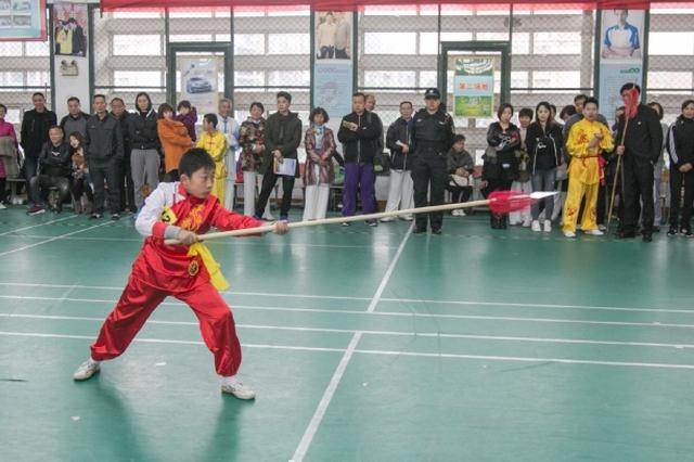 甬三角第9届传统武术大赛举行 吸引400余名选手参赛