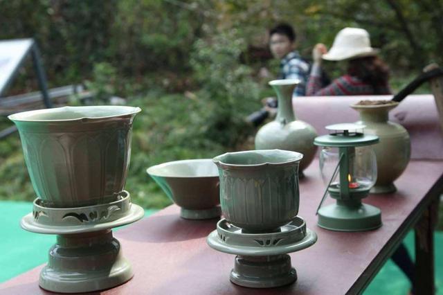 越窑青瓷文化节下月慈溪开幕 考古遗址公园将授牌