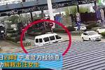 保时捷女车主遭绑架 浙江宁波警方荷枪实弹围捕
