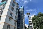 白云街道电梯加装工程推进 辖区内居民生活质量提高