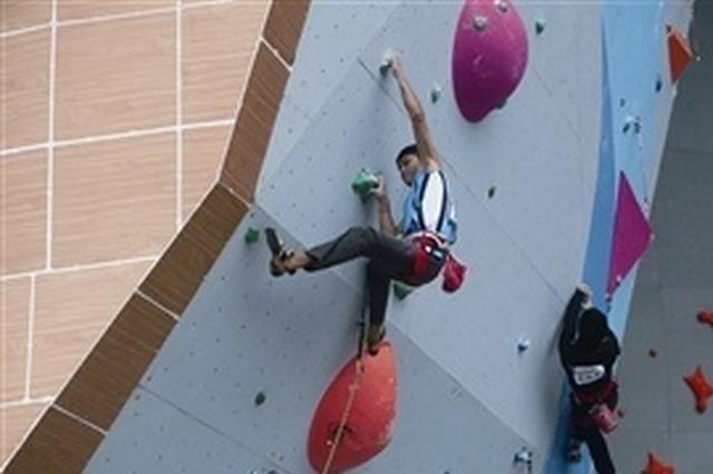 国际攀岩大师赛落户海曙 将有100余名国内外选手参赛