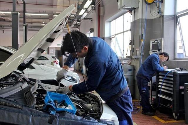 截至本月底 宁波江北25家企业为私家车免费体检