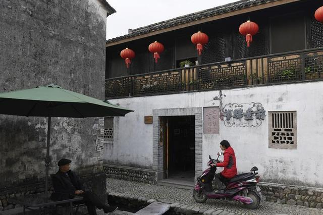 浙江宁海:发展民宿经济 盘活农民闲置住房